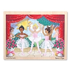 Ballet Performance Wooden Jigsaw Puzzle