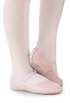 No-Tie Full Sole Ballet Shoes